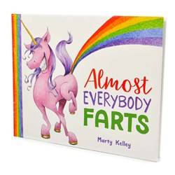 Almost Everybody Farts Picture Book