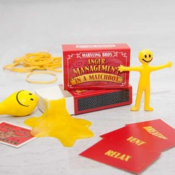 Anger Management Matchbox