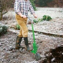 Backsaver Gardening Spade