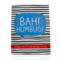 Bah Humbug Mints | For Your Grumpy Old Man