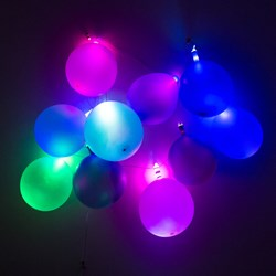 Colour Changing Balloon Lights