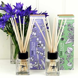 Bee Garden Reed Diffuser 50ml | Linden Lime or Bluebell Woods