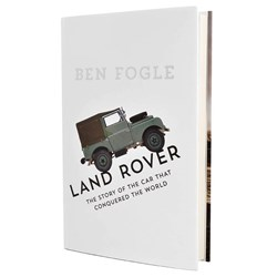 Land Rover - The Story of the Car that Conquered the World | Ben Fogle