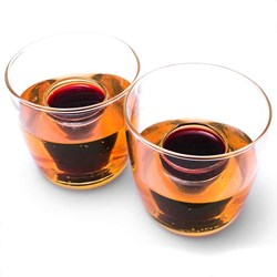 Jager Bomb Shot Glasses | Bombs Away!