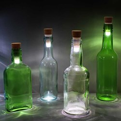 Rechargeable LED Bottle Light