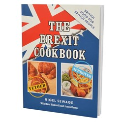 The Brexit Cookbook | By Nigel Sewage