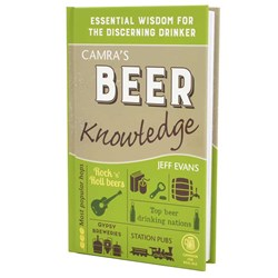 CAMRA's Beer Knowledge Book