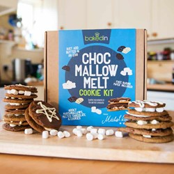 Choc Mallow Melt Cookie Kit | Yummy Goeey Cookies