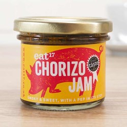 Chorizo Jam - Smoky Sweet Relish | Eat 17