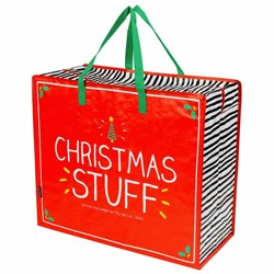 Christmas Stuff Bag | For all your Christmassy needs