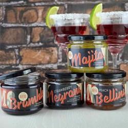 Cocktail Jams Gift Box | Mojito, Bellini, Negroni