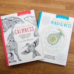 Colour Yourself Postcard Bundle | Mindfulness Entertainment