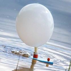 Cruiser 88 Balloon Boat   Set Sail!