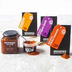 Curry Connoisseur Spice Set | Taste the World