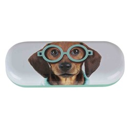 Dachshund Dog Glasses Case | Clever Sausage