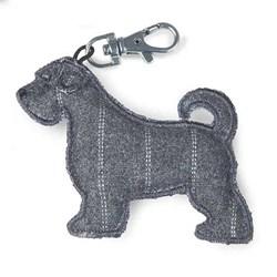 Dora Designs Dog Keyring