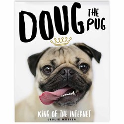 Doug The Pug - The Book | King of the Internet