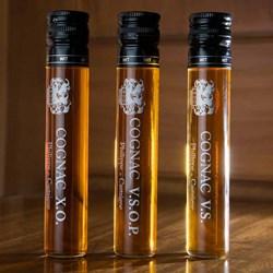 Cognac Taste Pack Gift Set | Drinks in Tubes