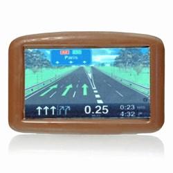 Edible Milk Chocolate Sat Nav | or as we call it - a TUM TUM!