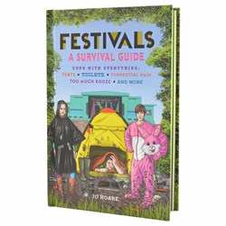 Festivals: A Survival Guide Book