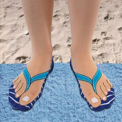Flip Flop Socks | All-Year-Round Holiday Feeling