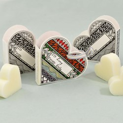 Colour Your Own Soap Hearts
