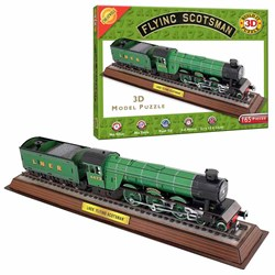 Flying Scotsman Train 3D Puzzle