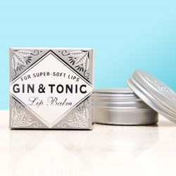 Gin & Tonic flavoured Lip Balm