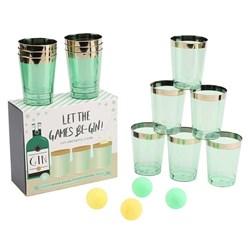Gin Pong Game