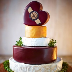 Godminster Celebration 2.5kg Cheese Cake | Five Tiers