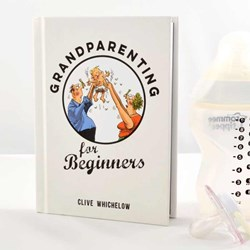 Grandparenting for Beginners Book