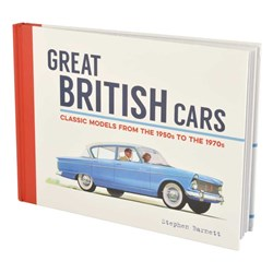 Great British Cars Book