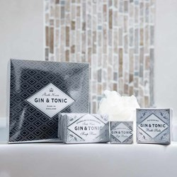 Gin & Tonic Gift Box Set | Soap, Lip Balm and Bath Salts