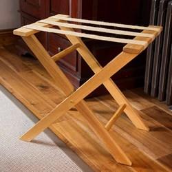 Handmade Oak Suitcase  Luggage Rack or Suitcase Support  BEST SELLER