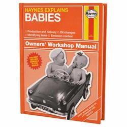 Haynes Explains Babies - The Manual