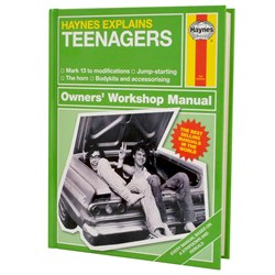 Haynes Explains Teenagers - The Manual