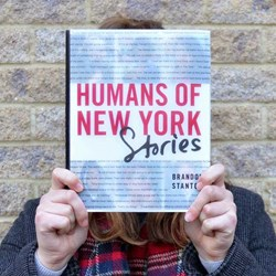Humans Of New York Stories Book | The Facebook Phenomenon