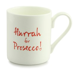 Hurrah For Prosecco Mug