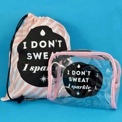 I Don't Sweat I Sparkle Gift Set