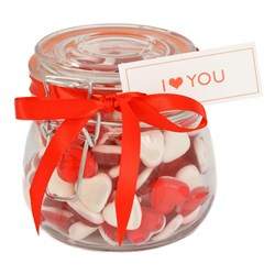 I Love You Sweets | Jar of Sweethearts