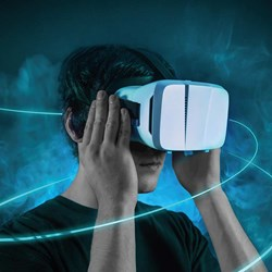 Immerse Plus Virtual Reality Headset | 3D Experience