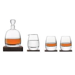 Islay Whisky Bar Set   All Hand-Made Glass