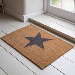 Stylish Star Doormat