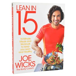 Lean In 15 by Joe Wicks The Body Coach | The Best Seller!