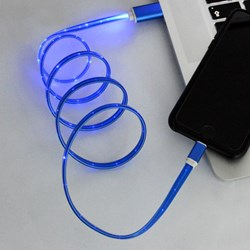 Light Flow iPhone Cable