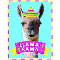 Llama Rama Book