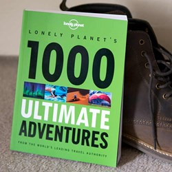 Lonely Planet's 1000 Ultimate Adventures Book