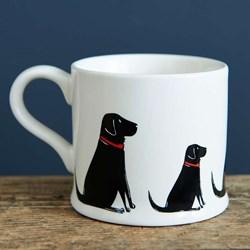 Loving Labrador Mug | Pooch Pottery!