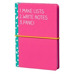 Make Lists, Write Notes and Panic! Stationery Set