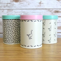 Mary Berry Set of 3 Storage Tins